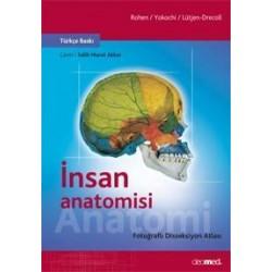 İnsan Anatomisi Fotoğraflı Disseksiyon Atlası