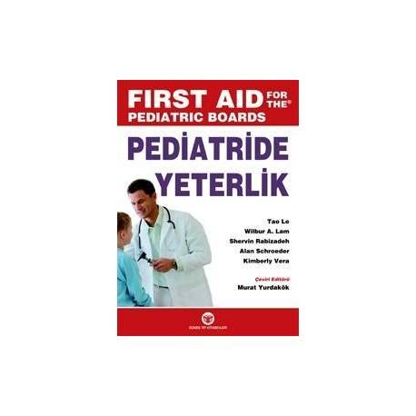 Pediatride Yeterlik - Sınavlara Hazırlık Kaynağı