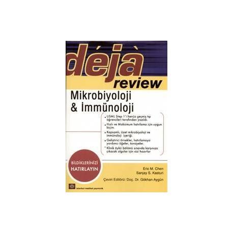 Deja Review Mikrobiyoloji & İmmünoloji