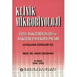 Klinik Mikrobiyoloji Ve Klinik Mikrobiyoloji Soruları ,Hakkı Bilgehan