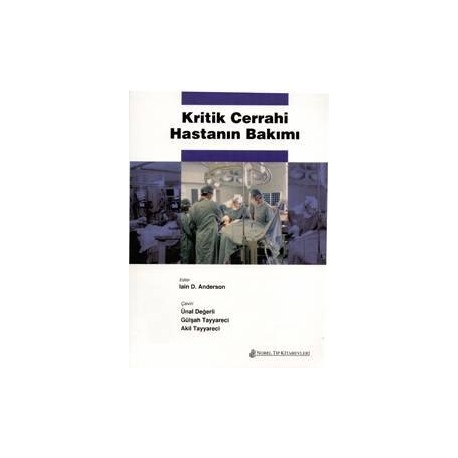 Kritik Cerrahi Hastanın Bakımı
