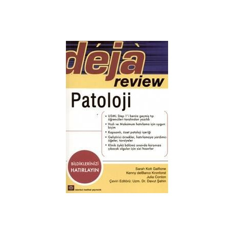 Deja Review Patoloji