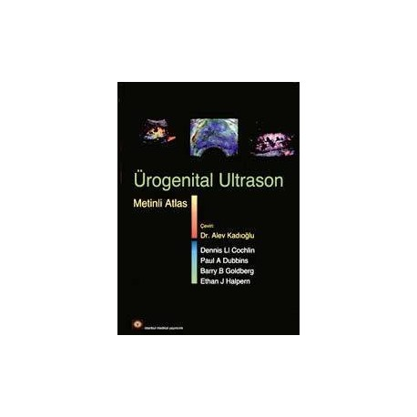 Ürogenital Ultrason Metinli Atlas