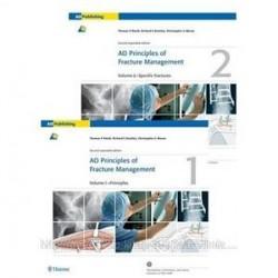 AO Kırık Tedavisinin Prensipleri (2 Cilt Takım)