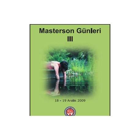 Masterson Günleri III