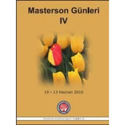 Masterson Gümleri IV