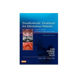 Prosthodontic Treatment for Edentulous Patients, 13th Edition