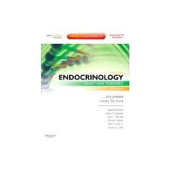 Endocrinology, 2-Volume Set, 6th Edition