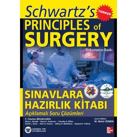 Schwart'z Principles of Surgery Sınavlara Hazırlık Kitabı