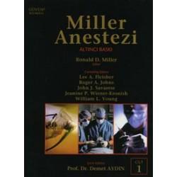 Miller Anestezi-Türkçe (2 Cilt)