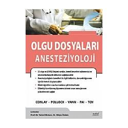 Olgu Dosyaları Anesteziyoloji