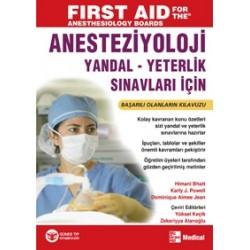 Anesteziyoloji Yandal ve Yeterlilik Sınavlarına Hazırlık 2013