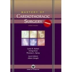 Mastery Of Cardıothoracıc Surgery 2013 Baskı Türkçe