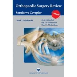 Sokolowski: Orthopedic Surgery Review Sorular ve Cevaplar 2013