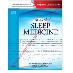 Atlas of Sleep Medicine: Expert Consult - Online and Print, 2e (Expert Consult Title: Online + Print) Hardcover