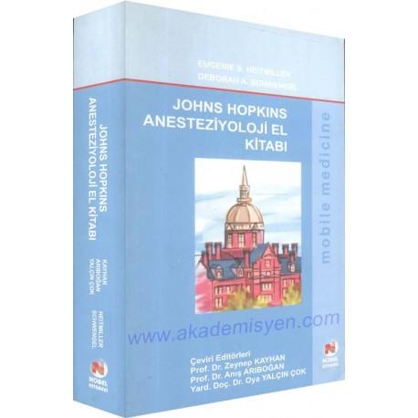 John Hopkins Anesteziyoloji El Kitabı