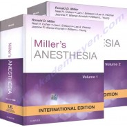 Miller's Anesthesia Eighth Edition - 2 Volume Set