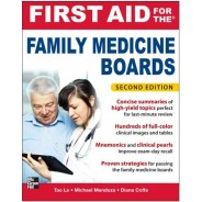 FİRST AİD FOR THE FAMİLY MEDİCİNE BOARDS, SECOND EDİTİON