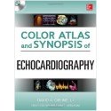 COLOR ATLAS AND SYNOPSİS OF ECHOCARDİOGRAPHY 1ST EDİTİON