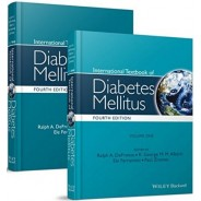 INTERNATİONAL TEXTBOOK OF DİABETES MELLİTUS [TWO VOLUME SET]