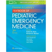 FLEİSHER & LUDWİG'S TEXTBOOK OF PEDİATRİC EMERGENCY MEDİCİNE HARDCOVER