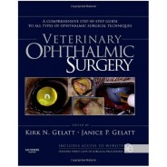 Veterinary Ophthalmic Surgery, 1e 1st Edition