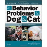 Behavior Problems of the Dog and Cat, 3e 3rd Edition