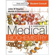 Medical Biochemistry: With STUDENT CONSULT Online Access, 4e (Medial Biochemistry) 4th Edition