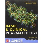 Basic and Clinical Pharmacology Paperback