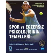 SPOR VE EGZERSİZ PSİKOLOJİSİNİN TEMELLERİ - Foundations of Sport and Exercise Psychology