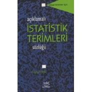 Açıklamalı İstatistik Terimleri Sözlüğü