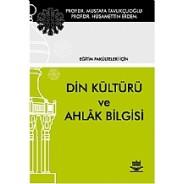 Din Kültürü ve Ahlak Bilgisi -Eğitim Fakülteleri İçin-