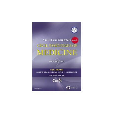 Cecil Essential of Medicine Türkçe