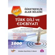 Öğretmenlik Alan Bilgisi - Türk Dili ve Edebiyatı - ÖABT