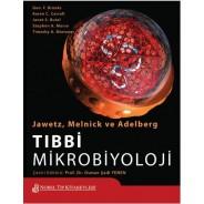 """Tıbbi Mikrobiyoloji """"Jawetz, Melnick ve Adelberg"""""""