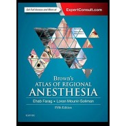 Brown's Atlas of Regional Anesthesia, 5e Hardcover