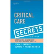 Critical Care Secrets, 5th Edition