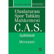Uluslararası Spor Tahkim Mahkemesi C.A.S. Açıklamalı İngilizce-Türkçe Mevzuatı