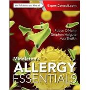 Middleton's Allergy Essentials, 1st Edition