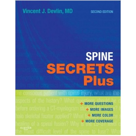 Spine Secrets Plus 2nd Edition