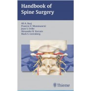 Handbook of Spine Surgery 1st Edition