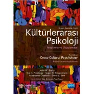 KÜLTÜRLERARASI PSİKOLOJİ - Araştırma ve Uygulamalar - CROSS-CULTURAL PSYCHOLOGY - Research and Applications - CAMBRIDGE