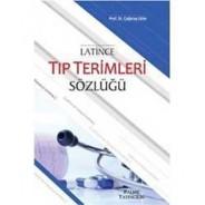 Latince Tıp Terimleri Sözlüğü