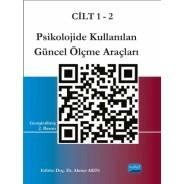 Psikolojide Kullanılan Güncel Ölçme Araçları - Cilt I-II Takım