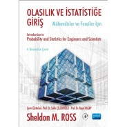 OLASILIK ve İSTATİSTİĞE GİRİŞ / Introduction to Probability and Statistics for Engineers and Scientist