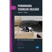 PSİKODRAMA TERİMLERİ SÖZLÜĞÜ İngilizce - Türkçe