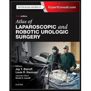 Atlas of Laparoscopic and Robotic Urologic Surgery, 3rd Edition