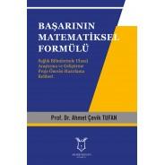 Başarının Matematiksel Formülü sağlık bilimlerinde ulusal araştırma ve geliştirme proje önerisi hazırlama