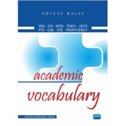 Academic Vocabulary YDS-LYS-KPSS-TOEFL-IELTS-PTE-CAE-CPE-PROFICIENCY