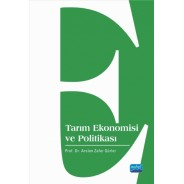 Tarım Ekonomisi ve Politikası